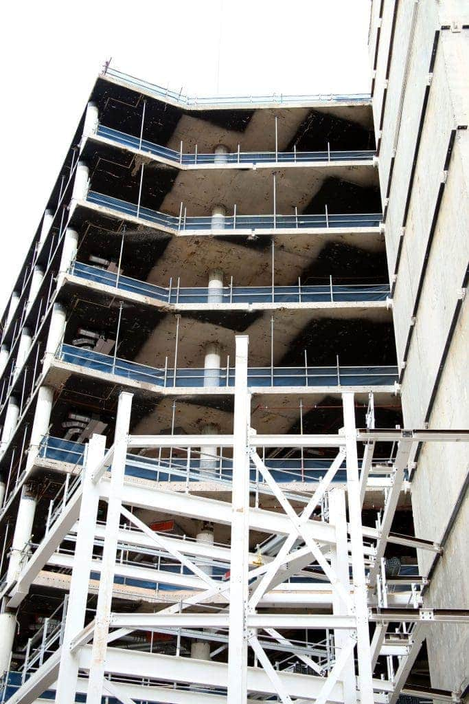 I WAS COMMISION BY BROOKFIELD MULTIPLEX ONE OF THE WORLDS LARGEST CONSTRUCTION COMPANIES TO TAKE A SERIES OF IMAGES IN THE CITY OF LONDON. THIS IS A SHOT TAKEN OF THERE CONSTRUCTION AT VICTORIA SITE. By Dpi Photography.