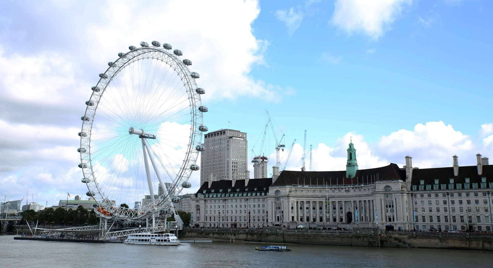 I took this shot from Westminster bridge of the London Eye. By Dpi Photography.