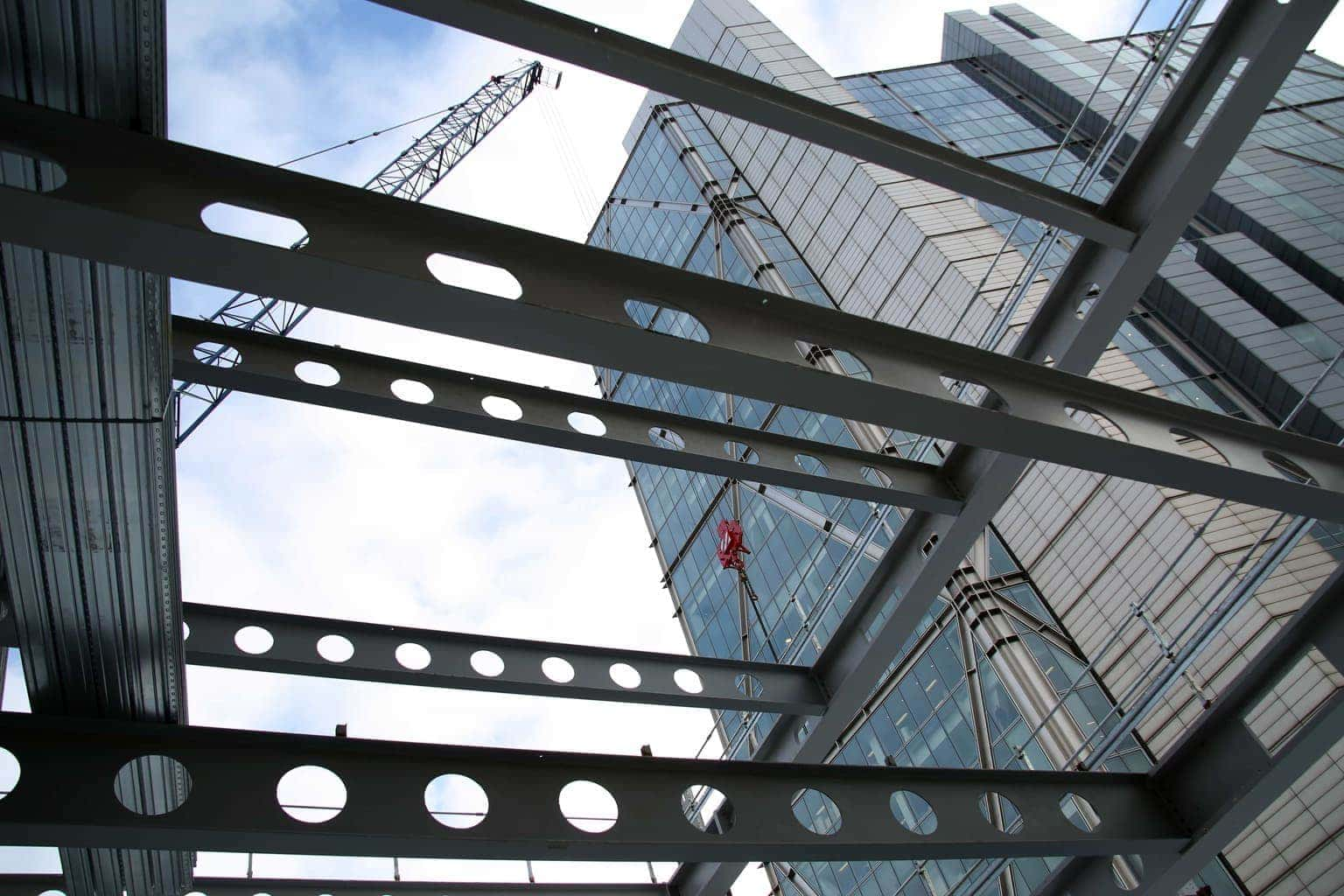 This photo was taken for Brookfield multiplex at there Principal place site in London. By Dpi Photography.