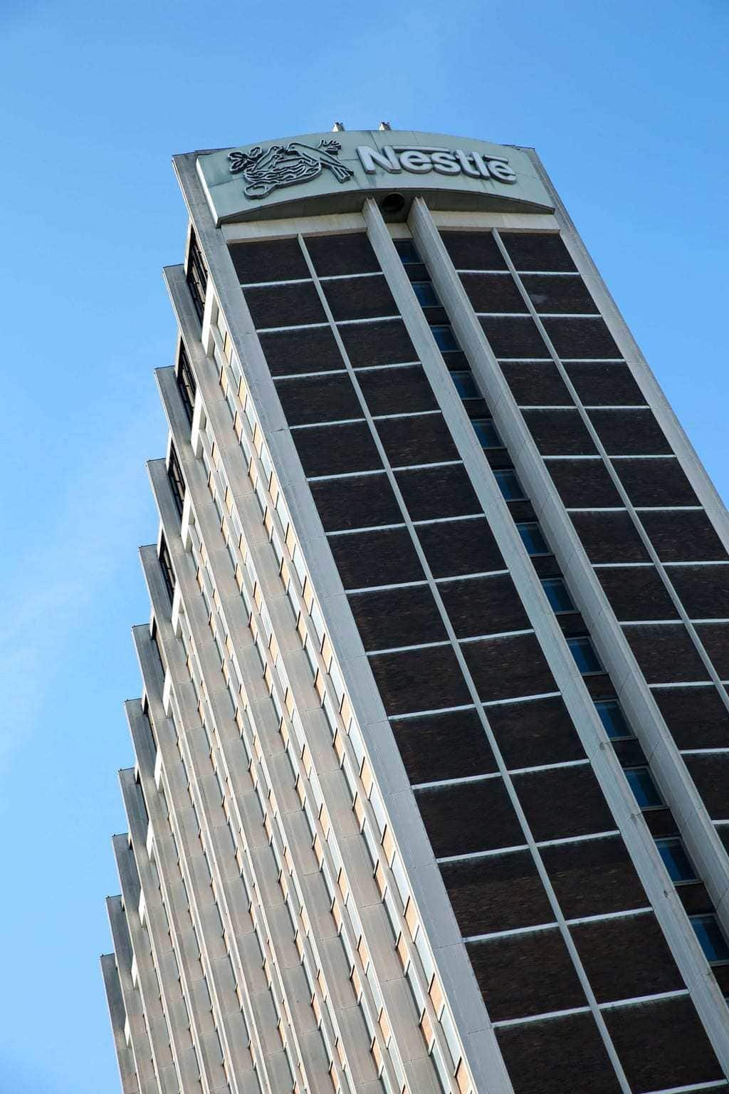 This is a shot of the Nestle tower in Croydon CRO, By Dpi Photography.