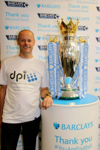 Dpi Photography official photographers at the Barclays Premier Trophy Event in Sutton.