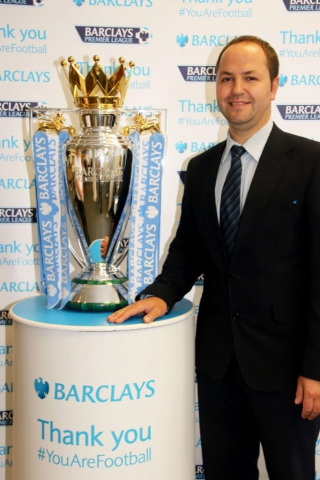 This is Alexander my Business manager at Barclays bank in Sutton.